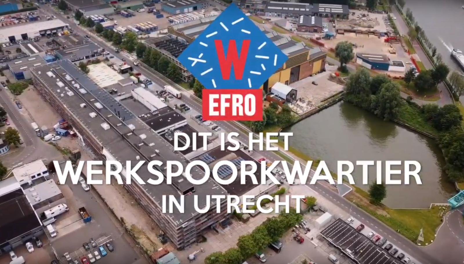 Werkspoorkwartier Utrecht minidocumentaire circulaire gebiedsontwikkeling