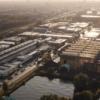 luchtfoto werkspoorkwartier utrecht
